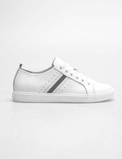 Кросівки  жіночі Кеды 75708180-1 белая кожа 75708180-1 брендове взуття, 2017