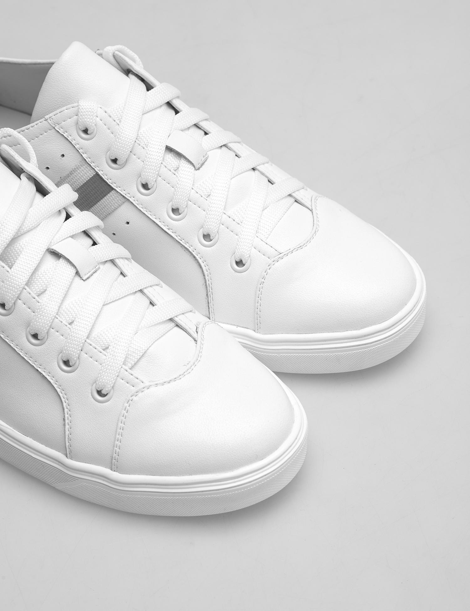 Кросівки  жіночі Кеды 75708180-1 белая кожа 75708180-1 дивитися, 2017