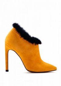 женская обувь Modus Vivendi желтого цвета , 2017