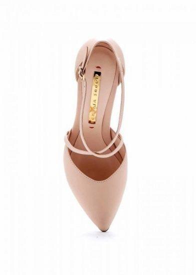 для женщин 762621 Бежевые туфли Modus Vivendi 762621 брендовая обувь, 2017