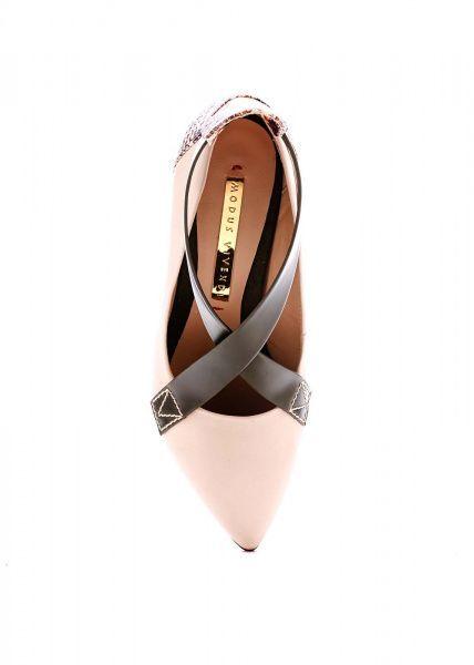 Туфлі  для жінок Modus Vivendi 763005 модне взуття, 2017