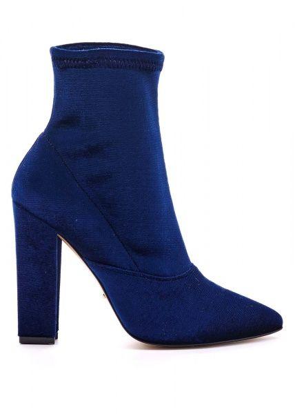 для женщин 763316 Синие ботильоны Modus Vivendi 763316 модная обувь, 2017