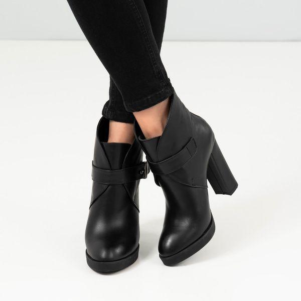 Черевики  жіночі Gem 7712-020 купити взуття, 2017