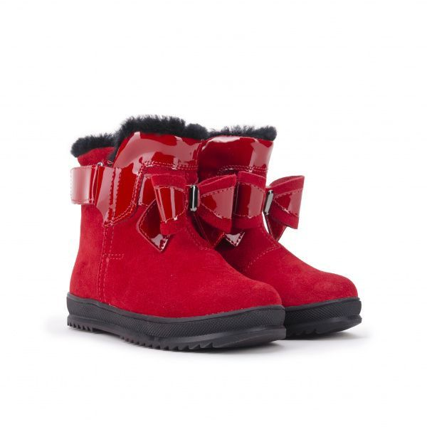 Сапоги для детей Miracle Me 7717-14 размеры обуви, 2017