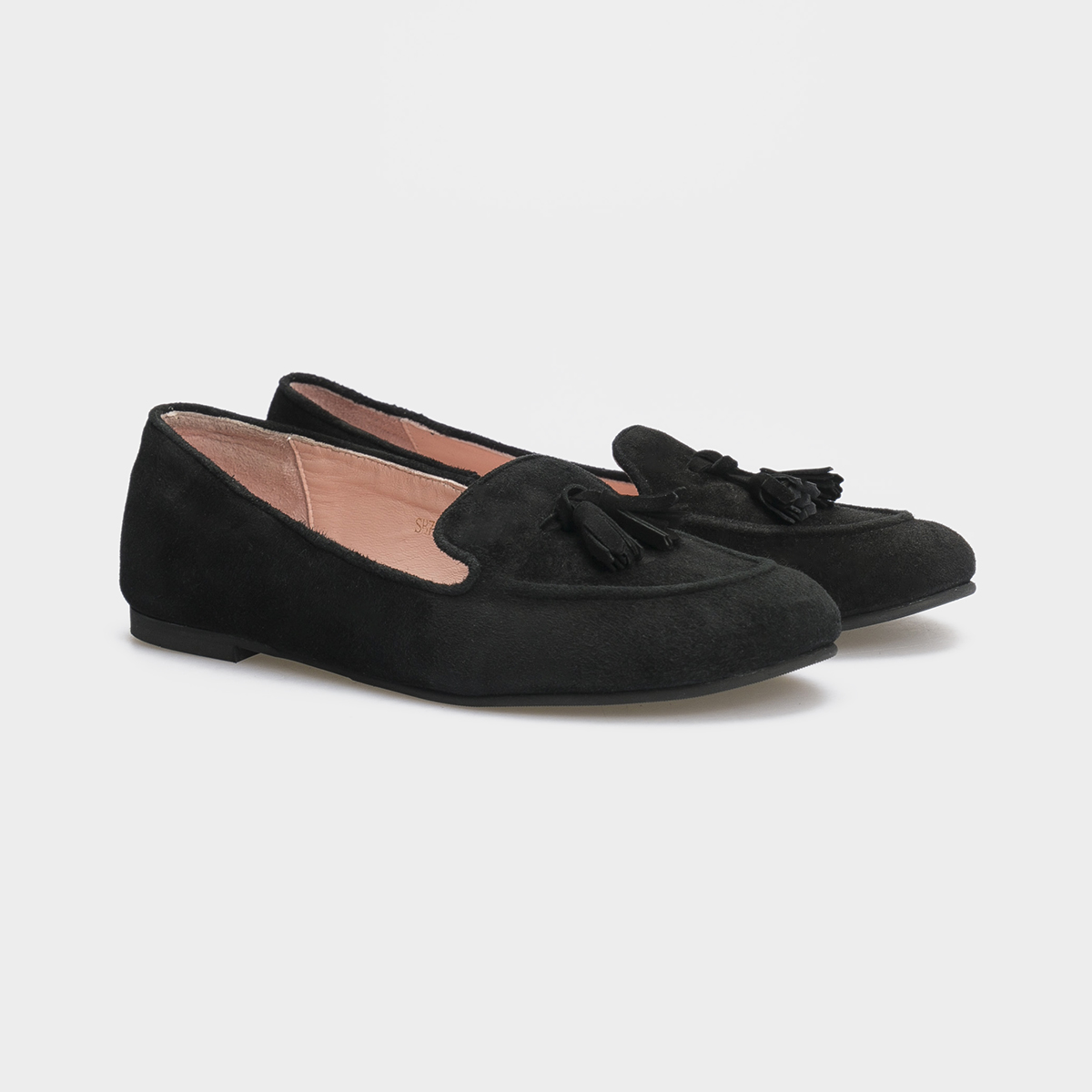 Балетки женские Слиперы 7740-110 черная замша 7740-110chr продажа, 2017