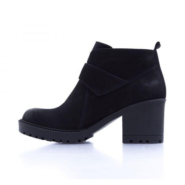 Ботинки для женщин Ботинки 7746-220 черный нубук. Байка 7746-220 бесплатная доставка, 2017