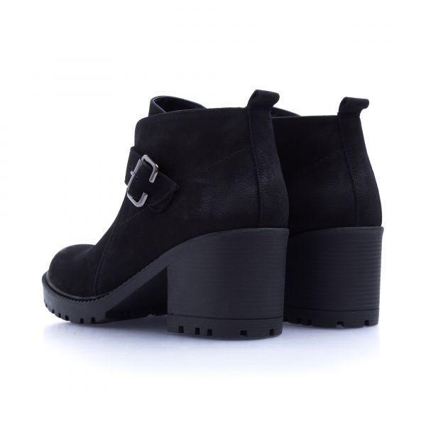 Ботинки для женщин Ботинки 7746-220 черный нубук. Байка 7746-220 обувь бренда, 2017