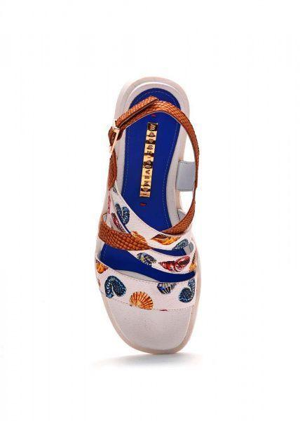 Сандалии женские 786011 Кожаные сандалии с принтом Modus Vivendi 786011 смотреть, 2017