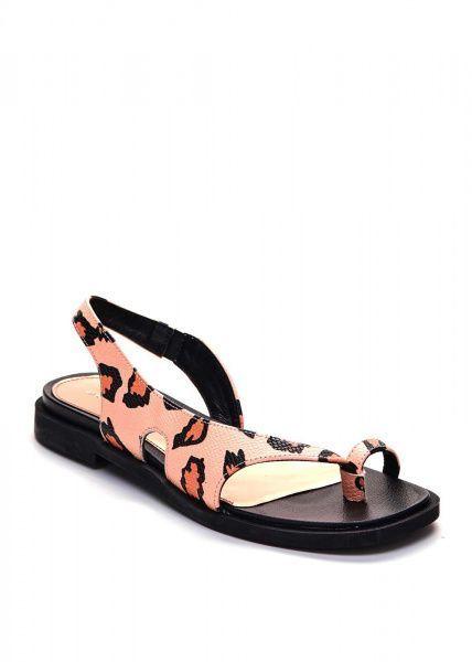 Сандалии женские 786212 Кожаные сандалии с принтом Modus Vivendi 786212 Заказать, 2017
