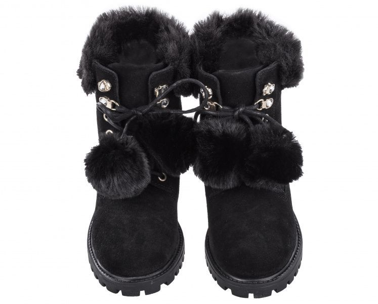 Черевики  для жінок GUESS TAMARA FLTMR3SUP10-BLACK брендове взуття, 2017
