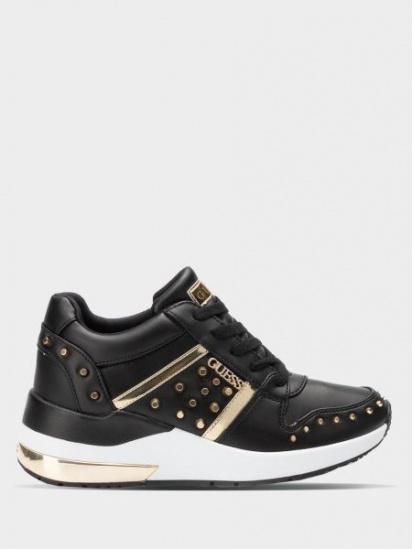 Кросівки для міста GUESS модель FL7JOD-ELE12-BLACK — фото - INTERTOP