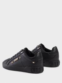 Кеди  для жінок GUESS FL5PUX-LEA12-BLKBL брендове взуття, 2017