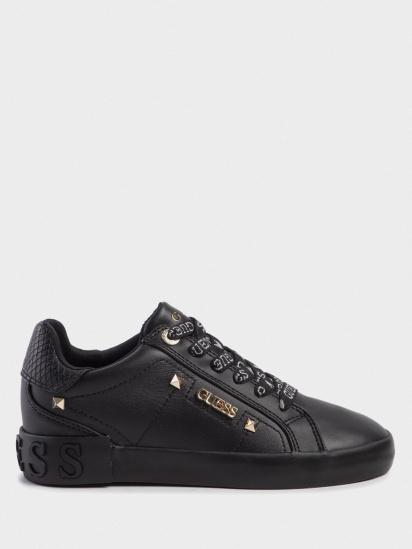 Кеди  для жінок GUESS FL5PUX-LEA12-BLKBL купити взуття, 2017
