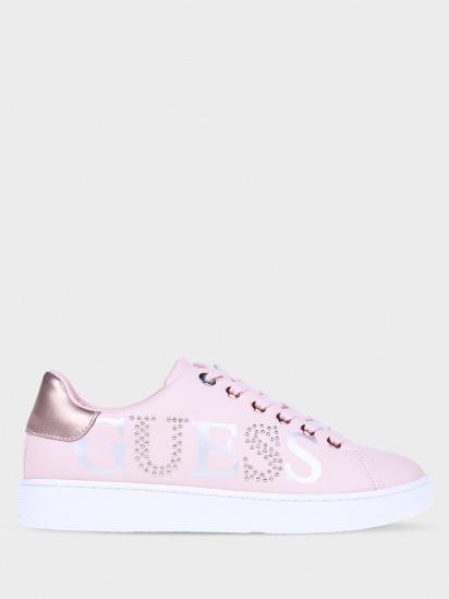 Кеди  для жінок GUESS FL5RID-ELE12-BLUSH FL5RID-ELE12-BLUSH розмірна сітка взуття, 2017