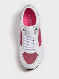 Кросівки  для жінок GUESS FL5BRE-FAB12-WHIFU дивитися, 2017