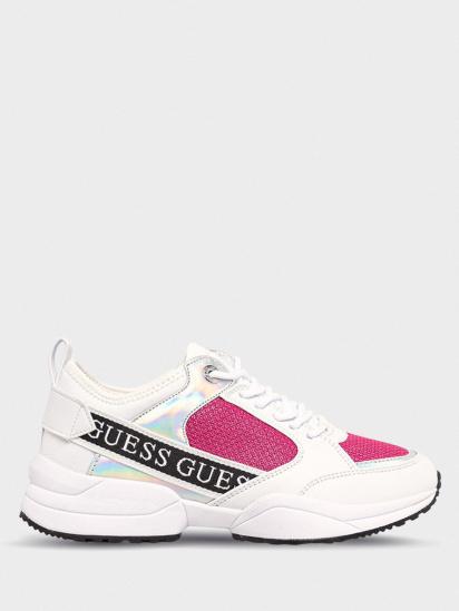 Кросівки  для жінок GUESS FL5BRE-FAB12-WHIFU замовити, 2017