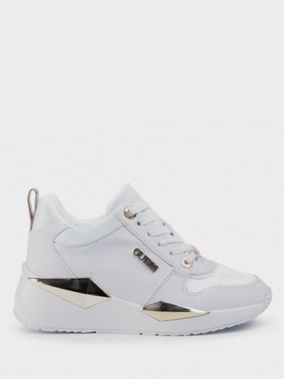 Кросівки  для жінок GUESS FL5TLY-FAL12-WHITE замовити, 2017