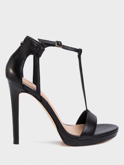 Босоніжки  жіночі GUESS FL6TEU-LEA03-BLACK розміри взуття, 2017