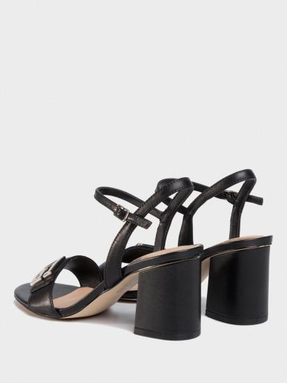 Босоніжки  жіночі GUESS FL6MCK-LEA03-BLACK купити взуття, 2017
