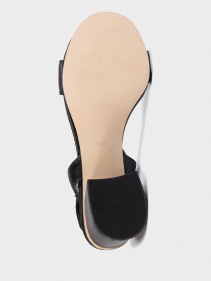 Босоніжки  жіночі GUESS FL6MCK-LEA03-BLACK замовити, 2017