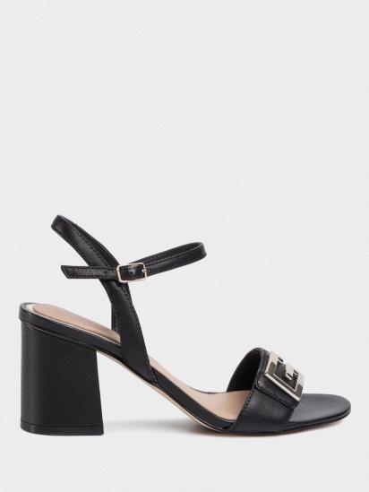 Босоніжки  жіночі GUESS FL6MCK-LEA03-BLACK розміри взуття, 2017