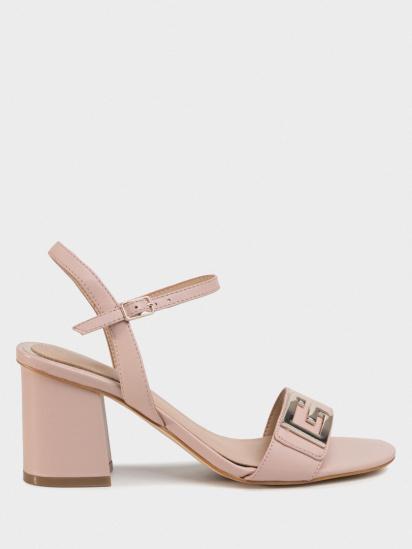 Босоніжки  жіночі GUESS FL6MCK-LEA03-PINK брендове взуття, 2017