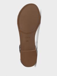Сандалі  жіночі GUESS FL6AIA-LEA03-BLACK розміри взуття, 2017