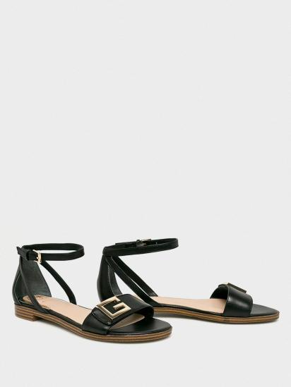 Сандалі  жіночі GUESS FL6AIA-LEA03-BLACK брендове взуття, 2017