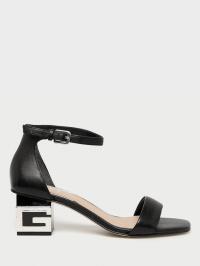 Босоніжки  жіночі GUESS MAEVA/SANDALO (SANDAL)/LEATHER FL6EVA-LEA03-BLACK замовити, 2017