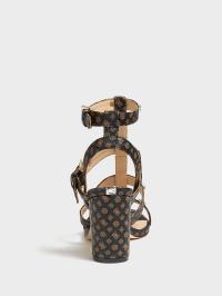 Босоніжки  жіночі GUESS MAGALE2/SANDALO (SANDAL)/LEATH FL6GL2-FAL03-BROCR модні, 2017