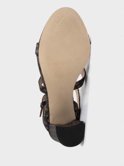 Босоніжки  жіночі GUESS MAGALE2/SANDALO (SANDAL)/LEATH FL6GL2-FAL03-BROCR продаж, 2017