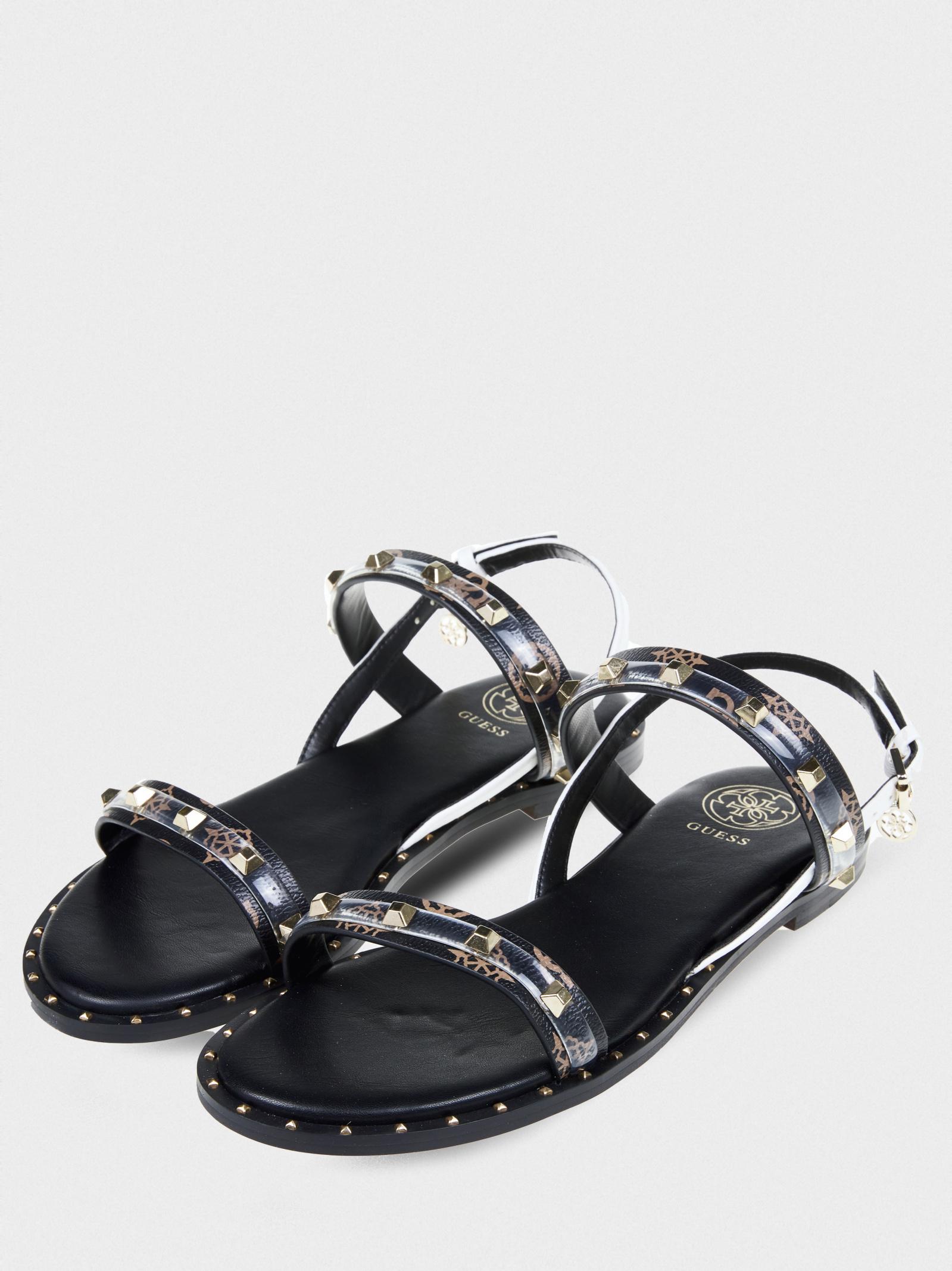 Сандалі  жіночі GUESS FL6OFE-FAL03-BROCR купити взуття, 2017