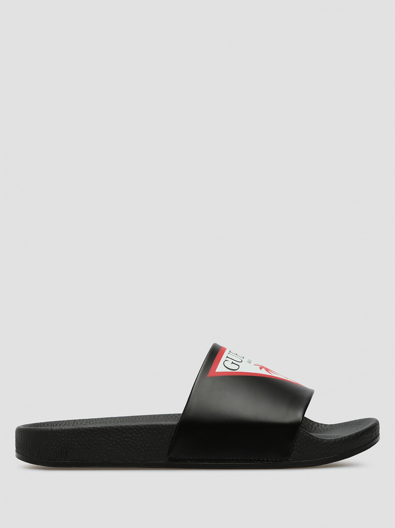 Шльопанці  жіночі GUESS E02Z07-BB00F-A996 розміри взуття, 2017