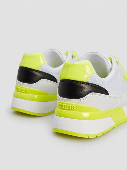 Кросівки для міста GUESS Moxea модель FL6MX3-ELE12-WHILI — фото 2 - INTERTOP