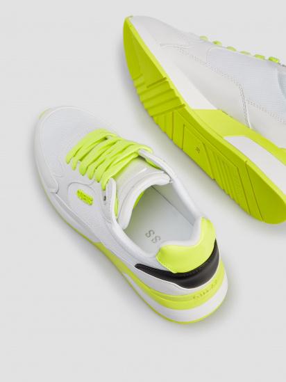 Кросівки для міста GUESS Moxea модель FL6MX3-ELE12-WHILI — фото 3 - INTERTOP
