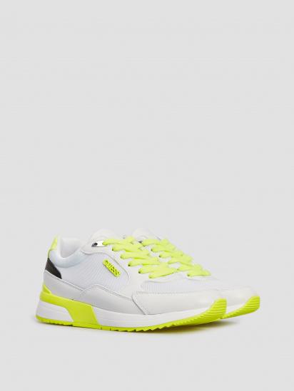 Кросівки для міста GUESS Moxea модель FL6MX3-ELE12-WHILI — фото 5 - INTERTOP