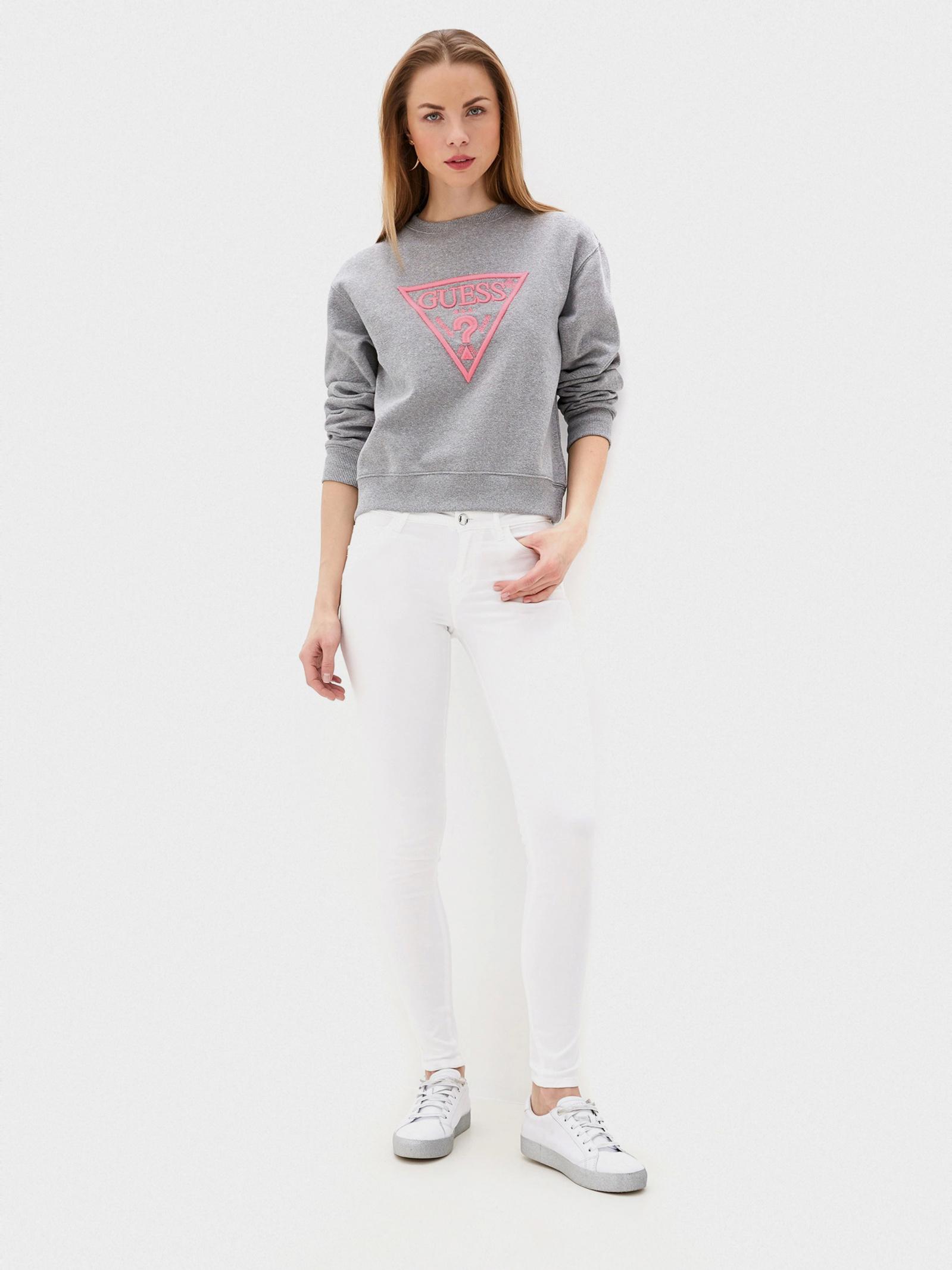 GUESS Кофти та светри жіночі модель W01Q56-K68I0-GFHT купити, 2017