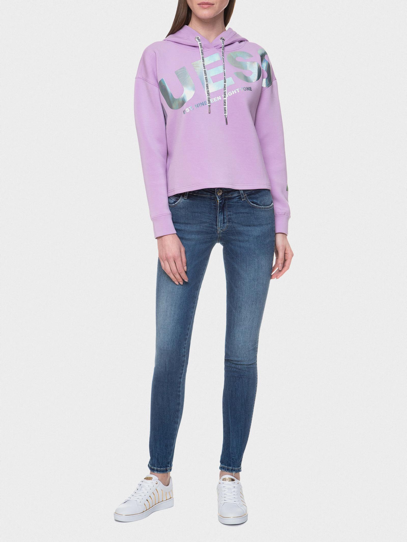 GUESS Кофти та светри жіночі модель W01Q88-K7UW0-G4G8 купити, 2017