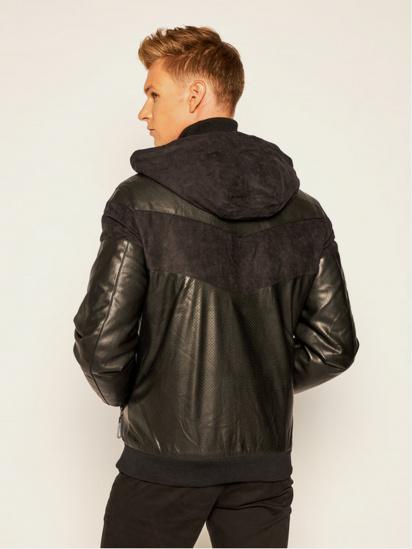 Шкіряна куртка GUESS - фото