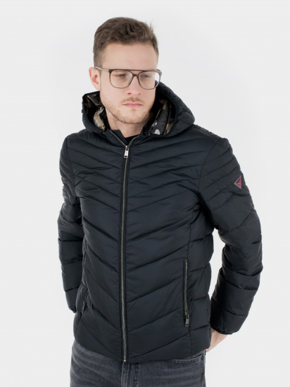 Легка куртка GUESS модель M1RL45-WCQA0-JBLK — фото 3 - INTERTOP