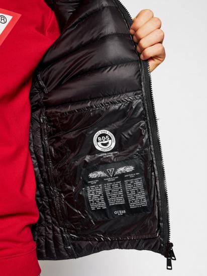 Легка куртка GUESS модель M1RL47-WDQ50-JBLK — фото 5 - INTERTOP