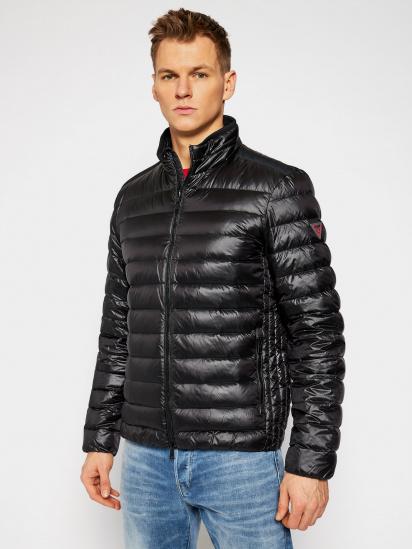 Легка куртка GUESS модель M1RL47-WDQ50-JBLK — фото - INTERTOP