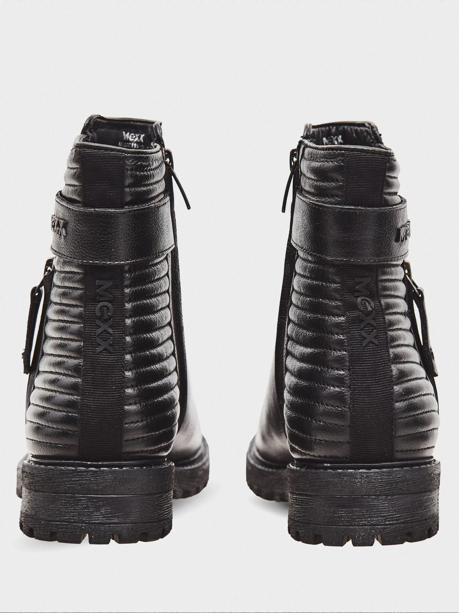 Ботинки для женщин MEXX 7L66 примерка, 2017