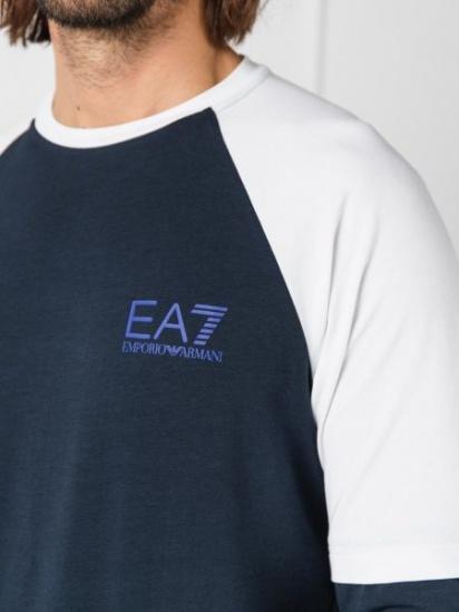 EA7 Футболка чоловічі модель 6GPT03-PJ03Z-1578 характеристики, 2017