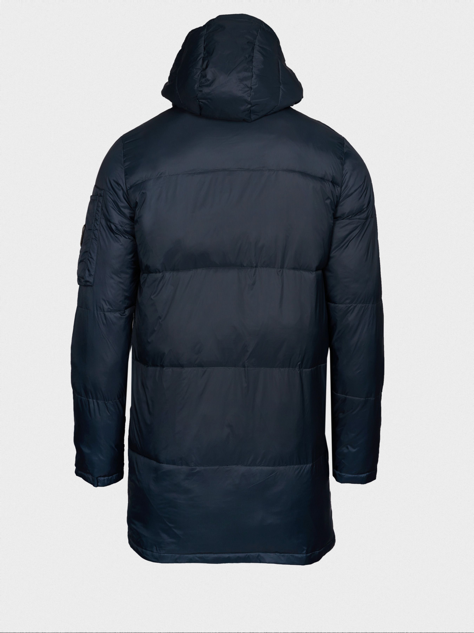 EA7 Пальто чоловічі модель 6GPK01-PNR4Z-1578 ціна, 2017