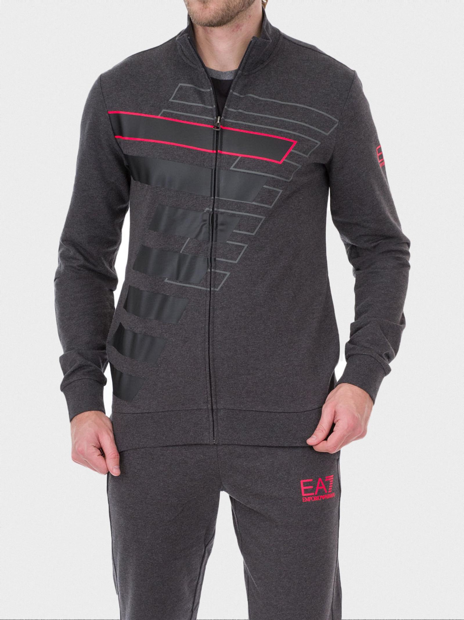 Кофты и свитера мужские EA7 модель 7O171 качество, 2017