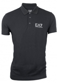 Поло мужские EA7 модель 6ZPF52-PJ61Z-1200 , 2017