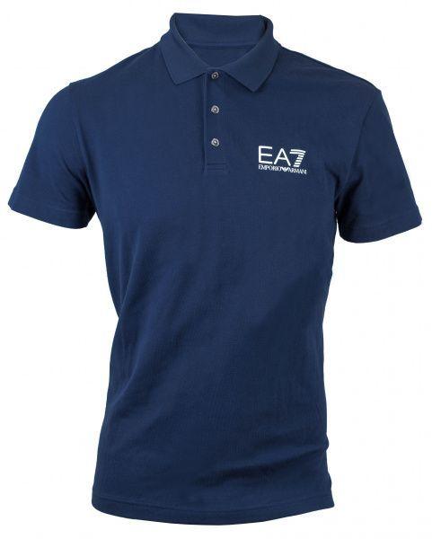 Поло мужские EA7 модель 6ZPF52-PJ61Z-1554 , 2017