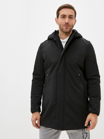 Пальто з утеплювачем EA7 - фото