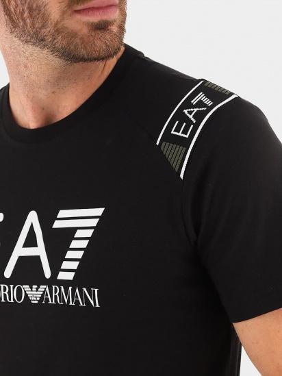 Футболка EA7 - фото